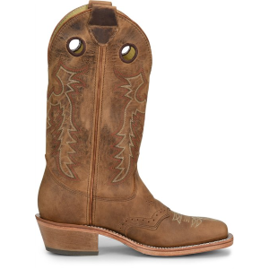 "Men's  12"" Allen Wide Square Toe Buckaroo Boot"
