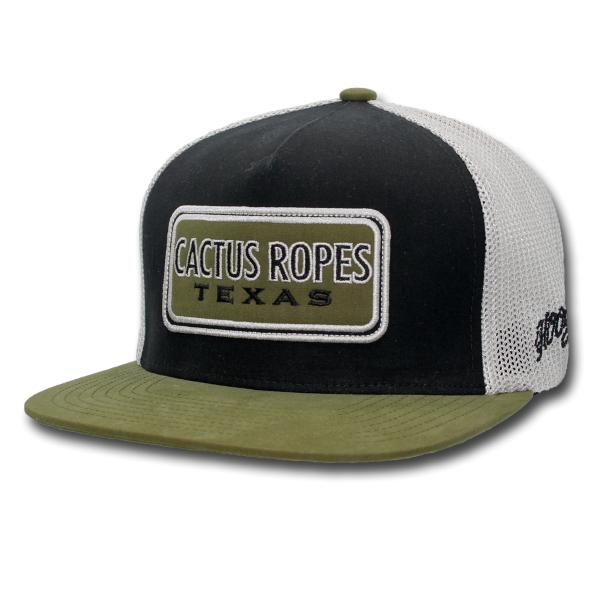 Hooey - Boys  Cactus Ropes Snapback Cap f63e1606844