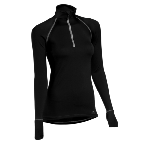 Women's  Quest Performance Mock Zip Top