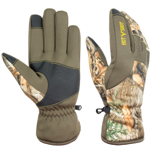 Men's  Assailant Fleece Touch Glove