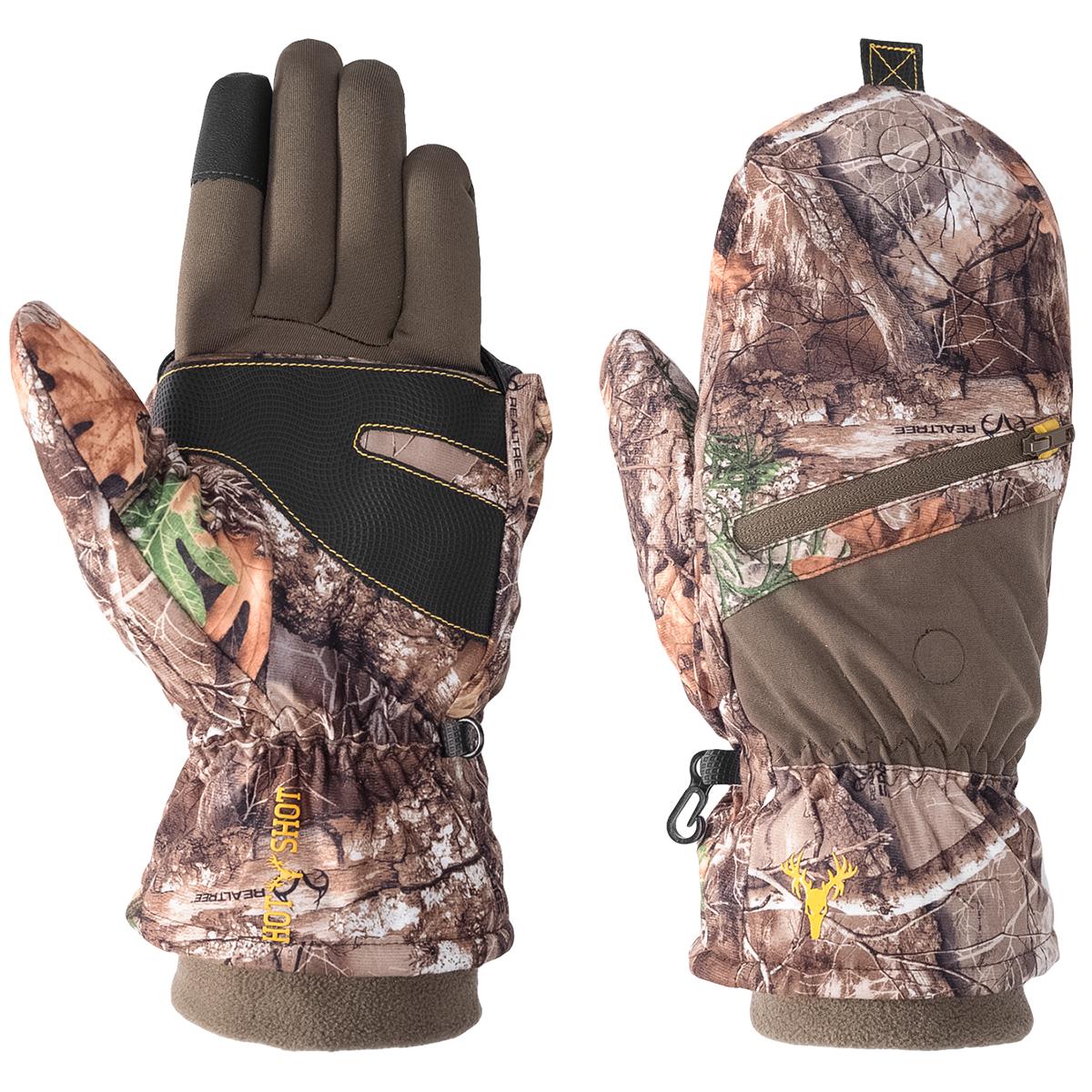Mens Huntsman Pop-Top Glove