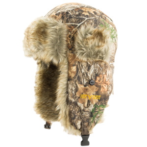 Men's  Jackal Sabre Fur Trapper Hat