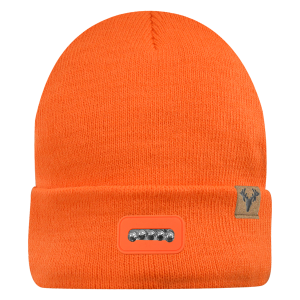 Men's  Bolt LED Light Beanie