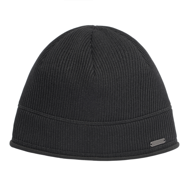 Sweater Fleece Ribbed Beanie