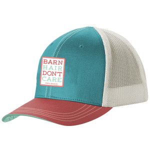 Girls'  Barn Hair Don't Care Cap