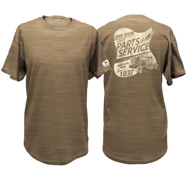 Parts & Service Short Sleeve Tee