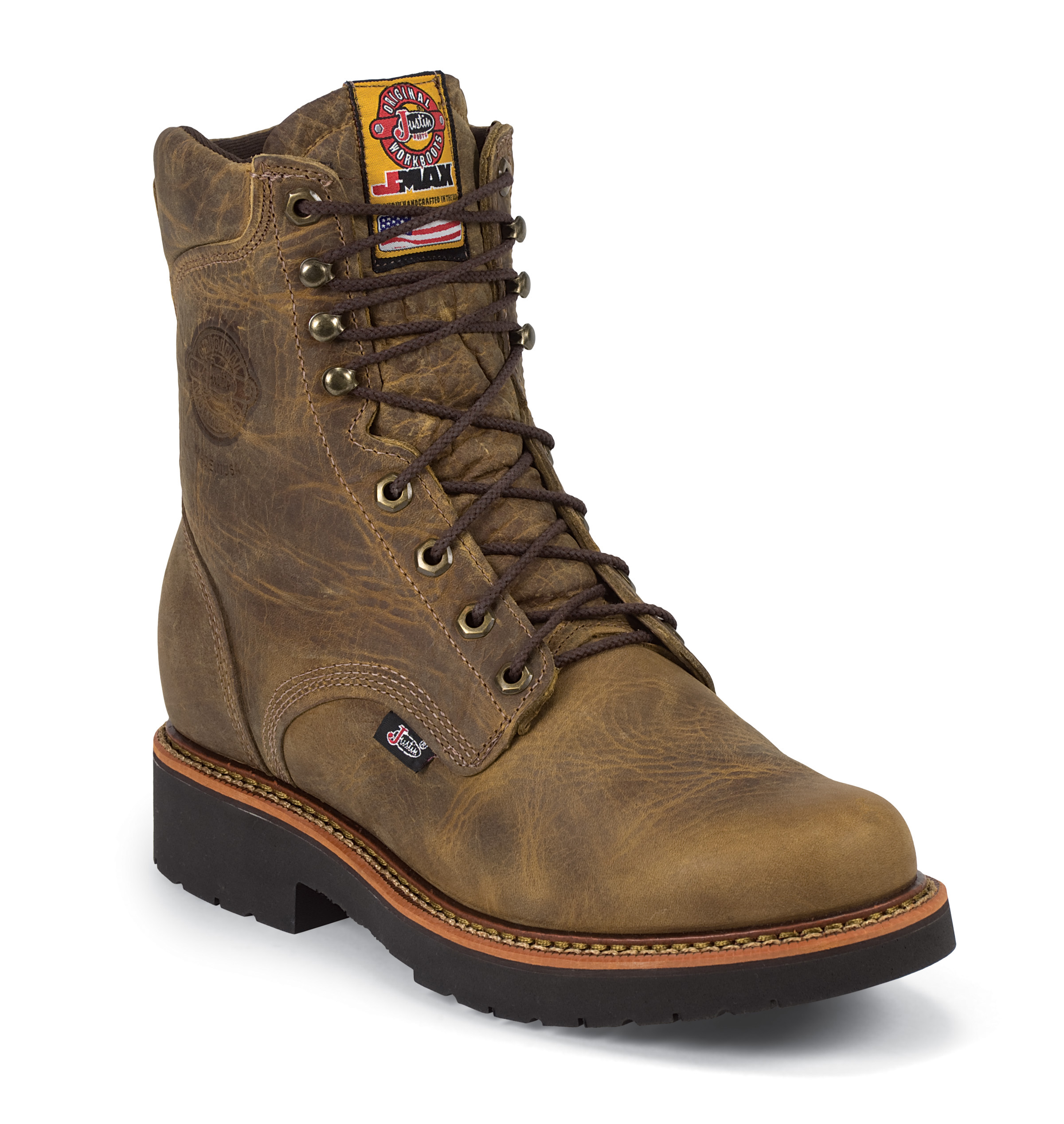 Flights CAT Colorado Mens Boots Mens Footwear Shop Mens Footwear COLOUR-brown