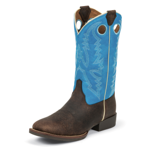 Kids'  Chocolate Buffalo Bent Rail Boot