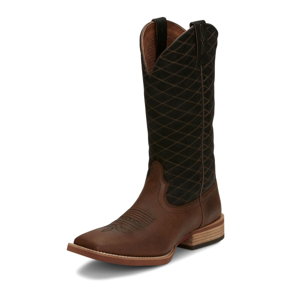 Stampede Cattler Square Toe Boot