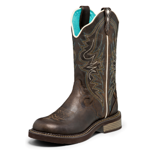 "Women's  12"" Gypsy Lily Boot"