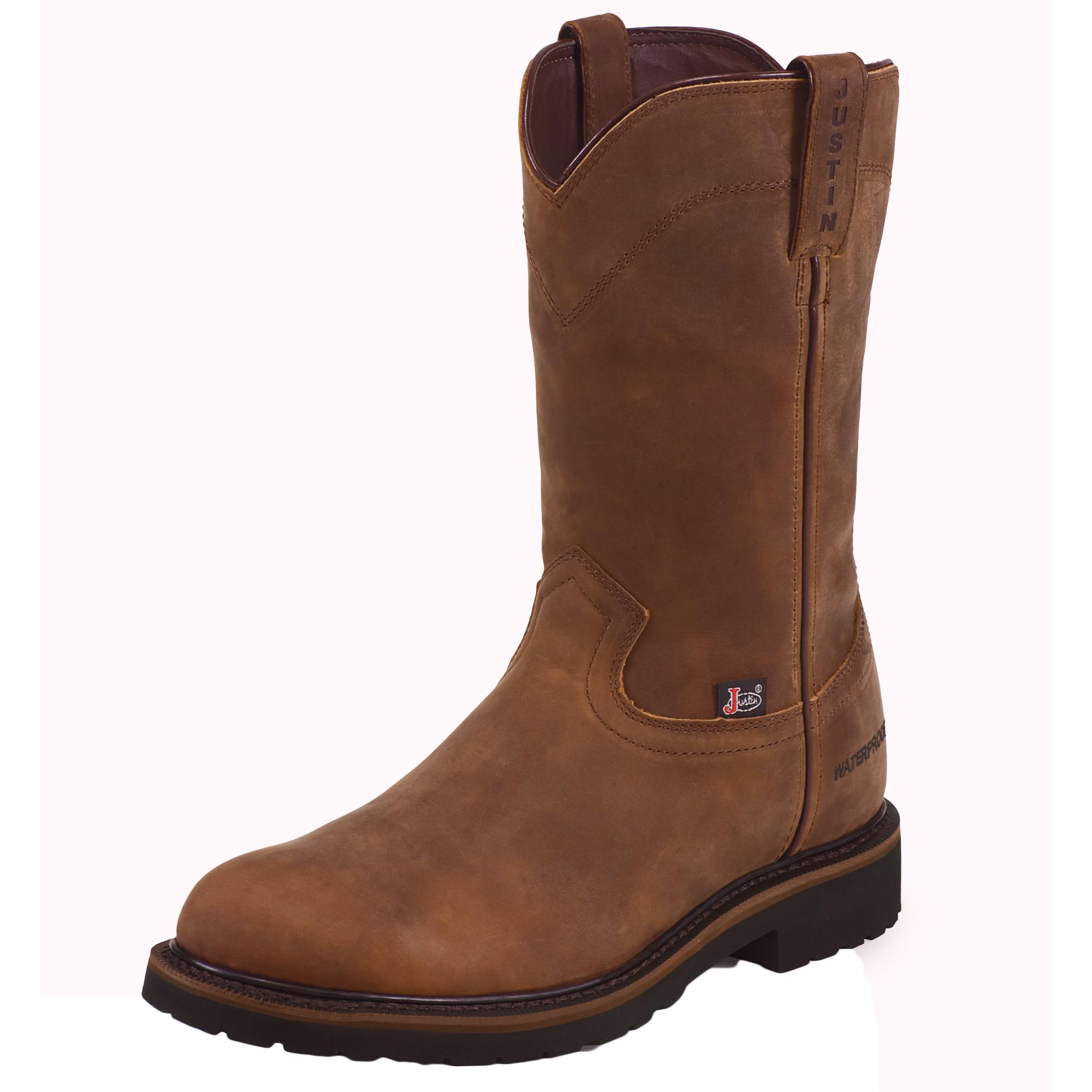 Wyoming Waterproof Work Boot