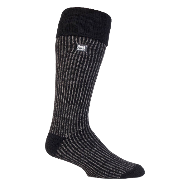 Ribbed Boot Sock