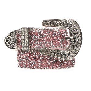 Girls'  Rhinestone Belt