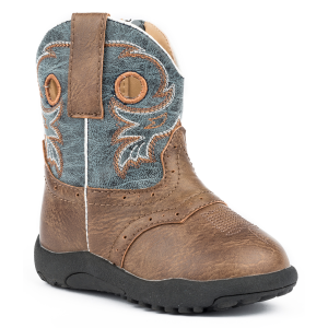 Boys'  Infant Cowbaby Daniel Boot