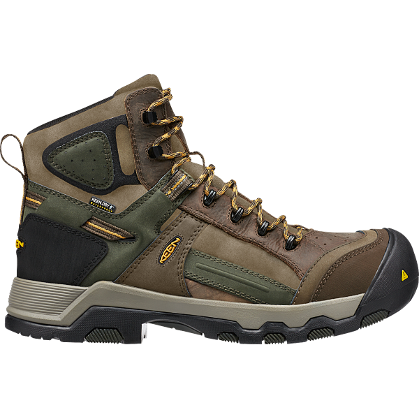 Davenport Mid AL Composite Toe Waterproof Work Boot