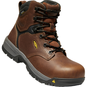 "Women's  Chicago 6"" Waterproof Composite Toe Work Boot"