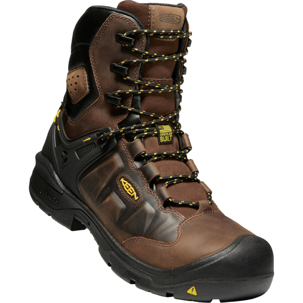 "Dover 8"" WP 600G Work Boot"