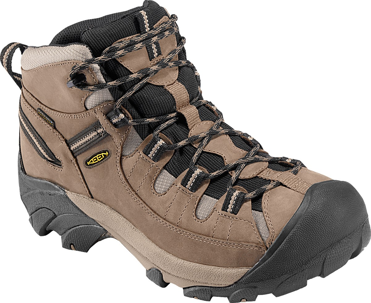 KEEN - Men's Targhee II Mid Wide Shoe