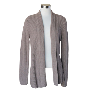 Women's  Knit Open Front Cardigan