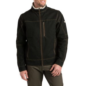 Men's  Lined Burr Jacket