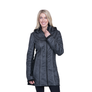 Women's  Dani Sherpa Trench