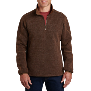Men's  Thor Quarter Zip Fleece