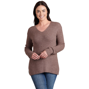 Women's  Makenna V-Neck Sweater