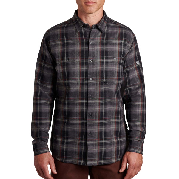 Fugitive Long Sleeve Button Down Shirt