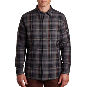 Men's  Fugitive Long Sleeve Button Down Shirt