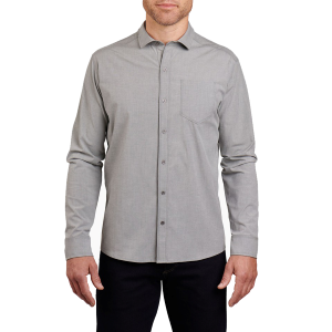 Men's  Disputr Long Sleeve Button Down Shirt