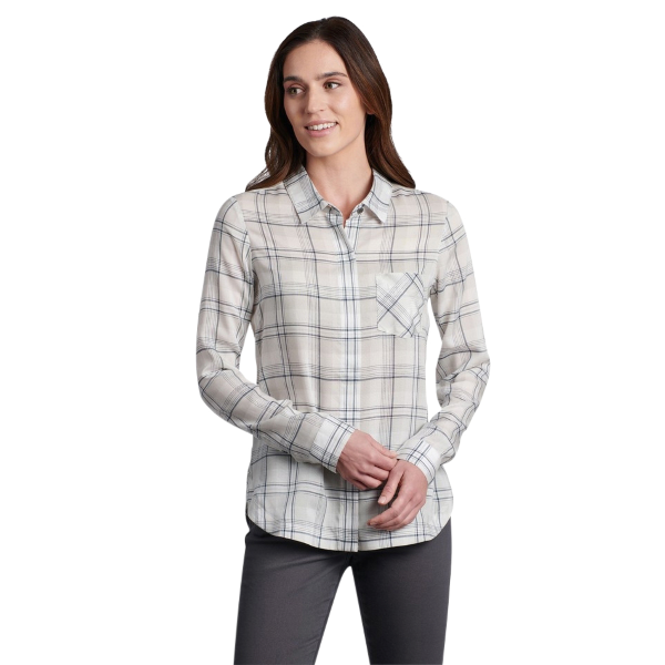 Hadley Plaid Long Sleeve