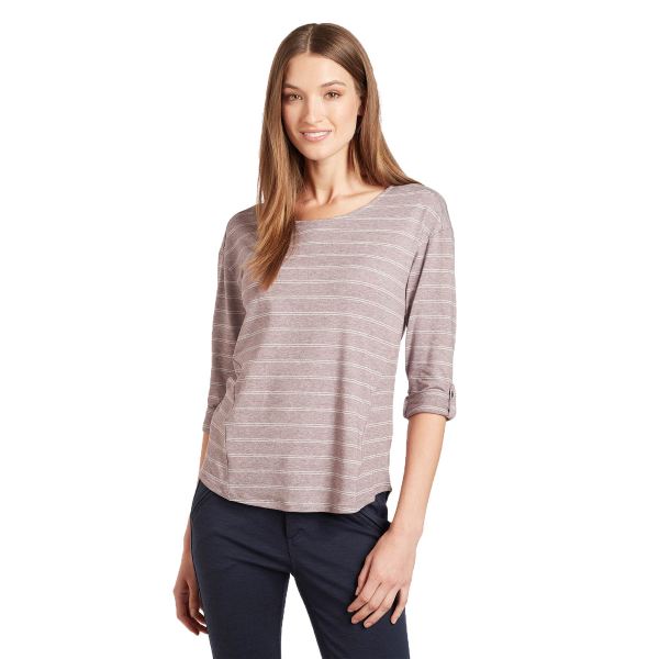 Laurel 3-Quarter Sleeve Shirt