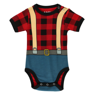Kids'  Infant Lumberjack Creeper