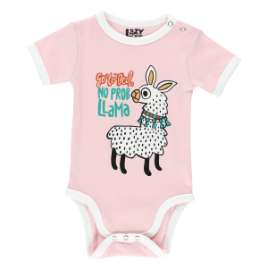 Girls'  Infant No Prob Llama Creeper