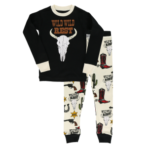 Kids'  Toddler/Kids Wild Wild Rest Long Sleeve Kid Set