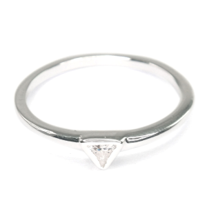 Women's  Small Triangle Ring