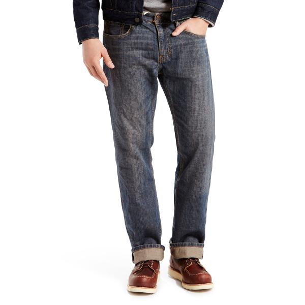 559 Relaxed Straight Stretch Jean