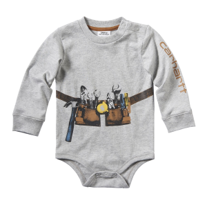 Boys'  Infant Construction Stack Bodyshirt