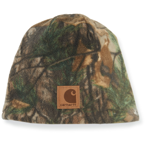 Kids'  Youth Reversible Fleece Camo Hat