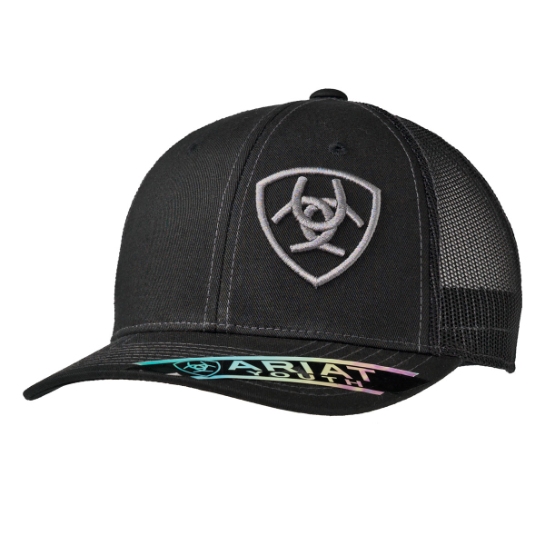 Shield Logo Mesh Back Cap