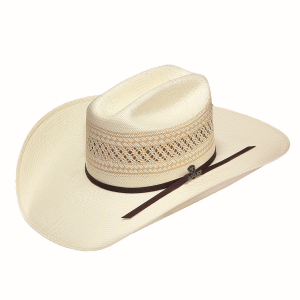 20X Double S Straw Hat