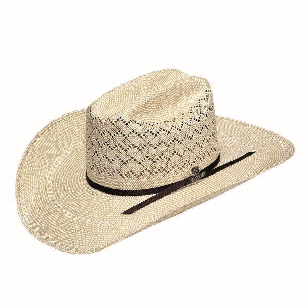 ca17b1af9efa4 Murdoch s – Ariat - 20X Double S Zig-Zag Straw Hat