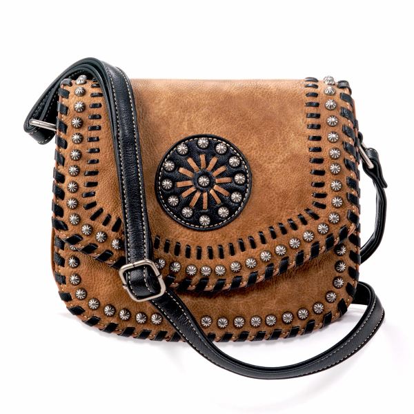 Vanessa Concealed Carry Crossbody Bag