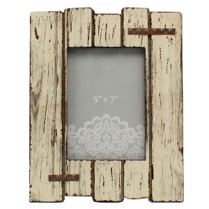 5 x 7 Distressed Photo Frame
