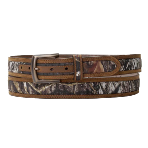 Men's  Double Stitch Camo Belt