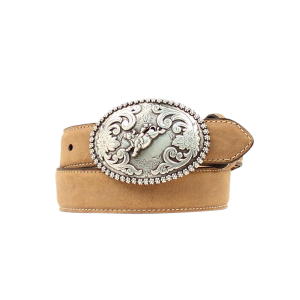 Boys'  Bay Apache Leather Belt