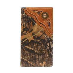 Men's  Camo Rodeo Wallet