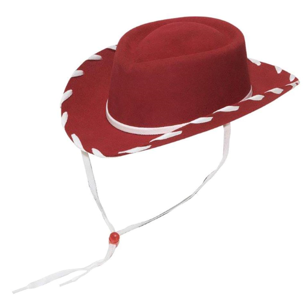 e8fe5845fc6 Red Woody Felt Hat