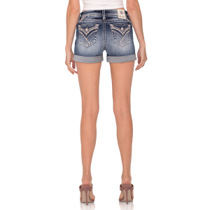Women's  Crossed Life Shorts