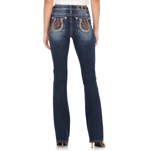 Women's  Horseshoe Boot Cut Jean